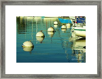 San Diego Waterfront 1.2100 Framed Print by Stephen Parker