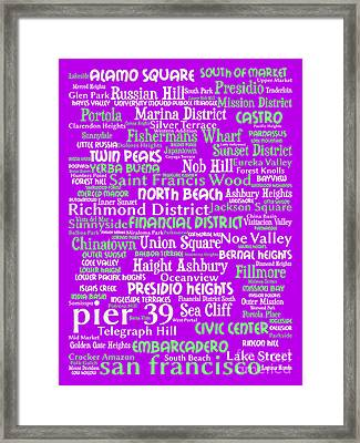 San Francisco 20130710p60 Framed Print