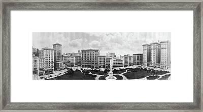 San Francisco, C1910 Framed Print by Granger