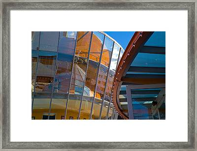 San Francisco Childrens Museum Framed Print