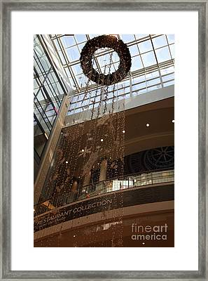 San Francisco Nordstrom Department Store - 5d20629 Framed Print by Wingsdomain Art and Photography
