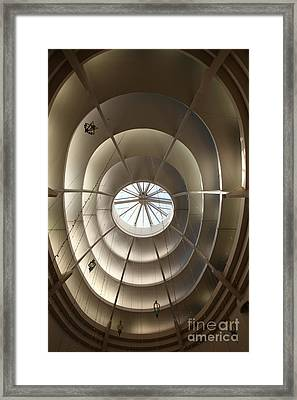 San Francisco Nordstrom Department Store - 5d20638 Framed Print by Wingsdomain Art and Photography