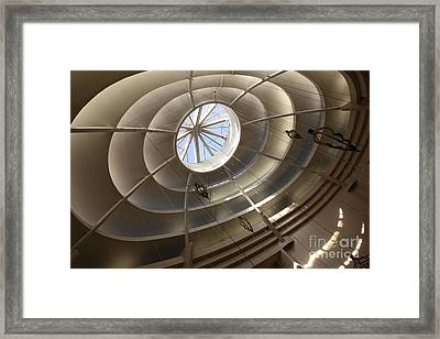 San Francisco Nordstrom Department Store - 5d20643 Framed Print by Wingsdomain Art and Photography