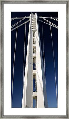 San Francisco-oakland Bay Bridge, San Framed Print by Panoramic Images
