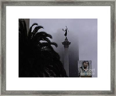 San Francisco Framed Print by Ron Sanford