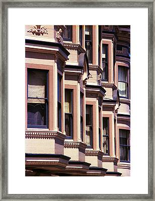 San Francisco Sunshine  Framed Print by Ira Shander