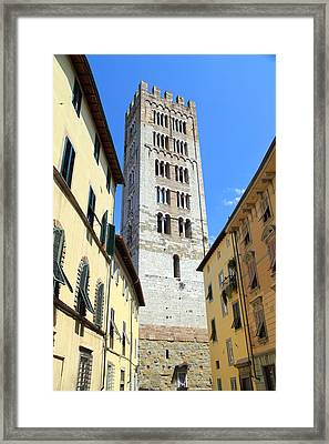 San Frediano Tower Framed Print
