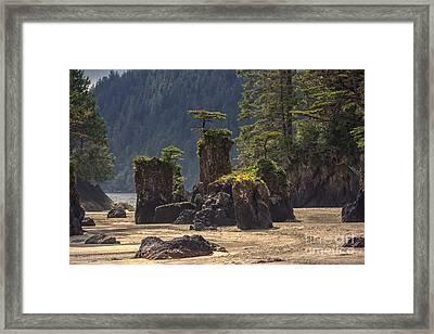 San Josef Bay Framed Print