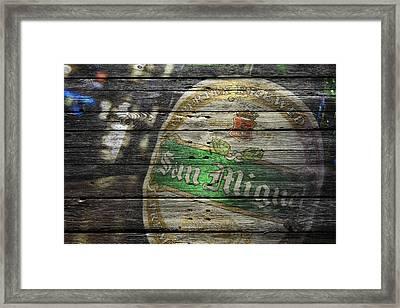 San Miguel Framed Print by Joe Hamilton