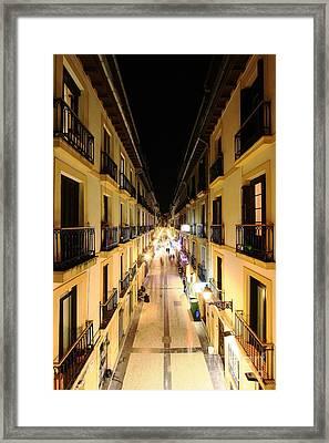 Framed Print featuring the photograph San Sebastian by Mariusz Czajkowski