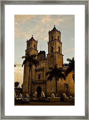 San Servacio O Gervasio Framed Print by BandC  Photography