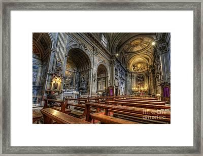 San Vincenzo Trevi 2.0 Framed Print by Yhun Suarez