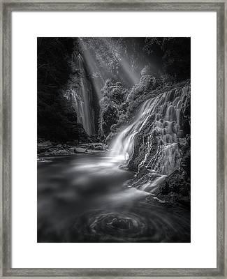 Sanbontaki In Japan Framed Print