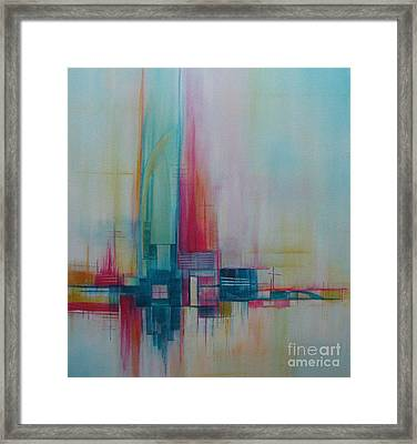 Sanctuary 10 Framed Print