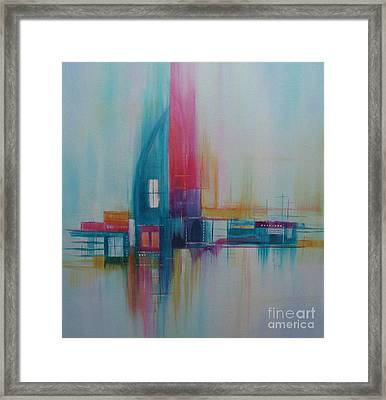 Sanctuary 11 Framed Print