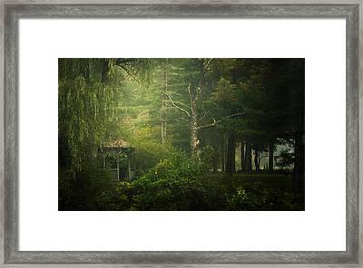 Sanctuary Framed Print by Chris Fletcher