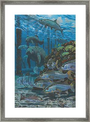 Sanctuary In0021 Framed Print by Carey Chen