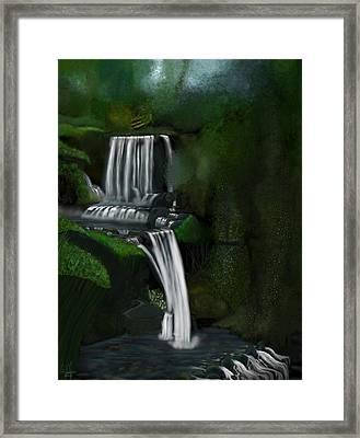 Sanctuary One Framed Print