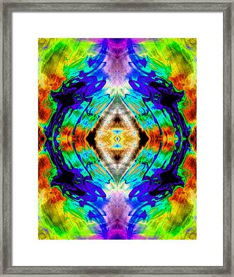 Sanctuary Or Snare 2013 Framed Print by James Warren