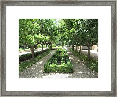 Framed Print featuring the photograph Sanctuary by Pema Hou