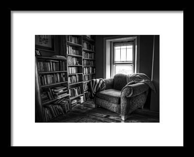 Comfortable Framed Prints