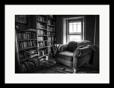 Cozy Framed Prints