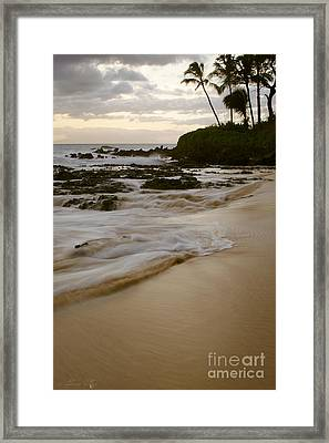 Sanctuary Framed Print by Sharon Mau