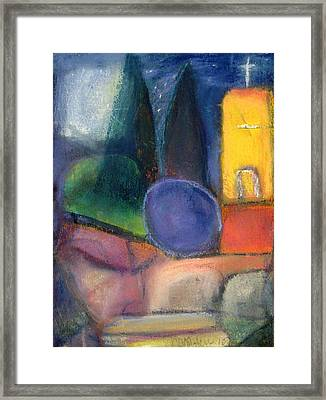 Sanctuary Framed Print by Tolere