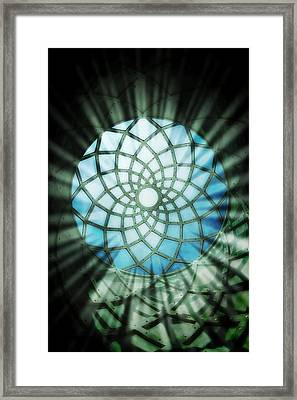 Sanctum Framed Print by Peter Waters