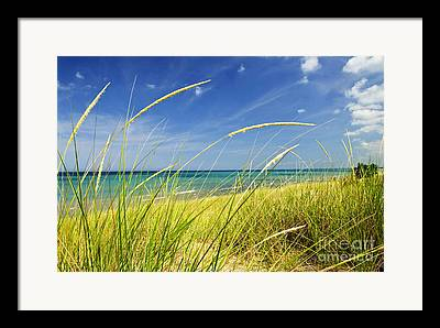 Peaceful Scenery Framed Prints