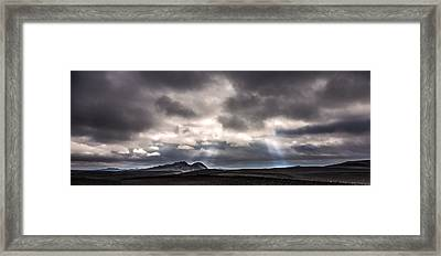 Framed Print featuring the photograph Sands Of Time by Gunnar Orn Arnason