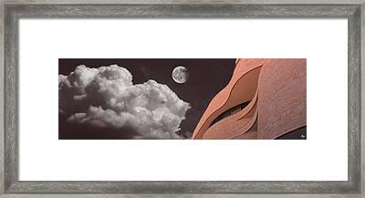 Sandstone Framed Print