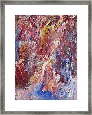 Sanguis Chorea Framed Print