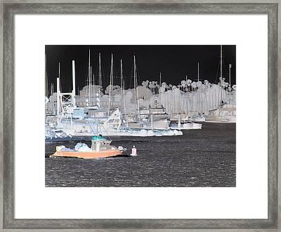 Santa Barbara 1 Framed Print