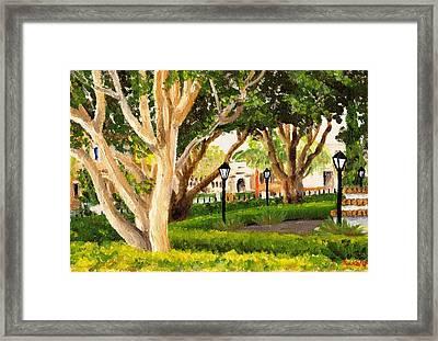 Santa Barbara Framed Print by Blake Grigorian