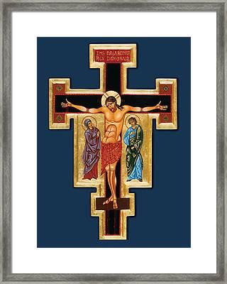 Santa Croce Framed Print by Joseph Malham