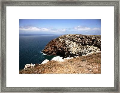 Santa Cruz Island Framed Print