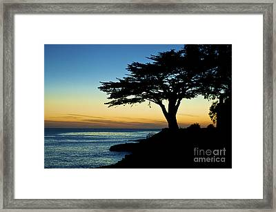 Santa Cruz California 3 Framed Print