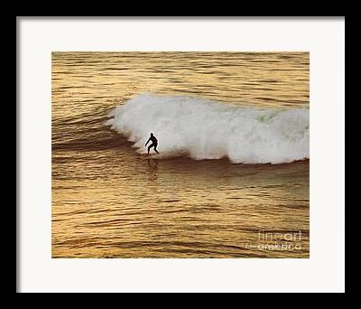 Frosty Hensen Framed Prints