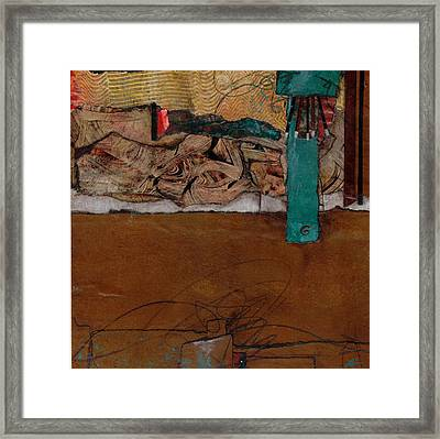 Santa Fe Highlights Framed Print