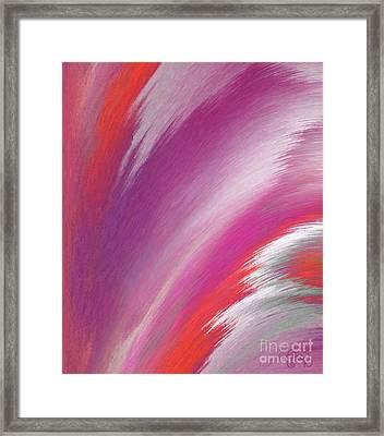 Santa Fe Inspired Framed Print by Patricia Kay