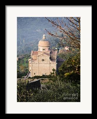 Santa Maria Nuova Framed Prints