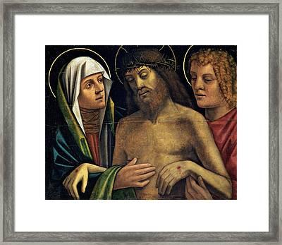 Santacroce Francesco Di Bernardo Da Framed Print