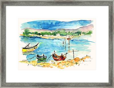 Sao Jacinto 04 Framed Print by Miki De Goodaboom
