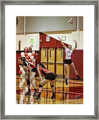 Sara Livecchi 11 Framed Print by Lee Dos Santos