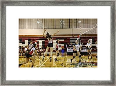 Sara Livecchi 2 Framed Print by Lee Dos Santos