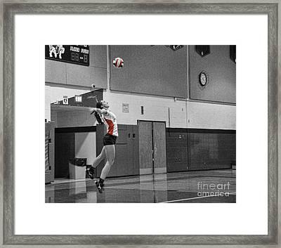 Sara Livecchi 7 Framed Print by Lee Dos Santos