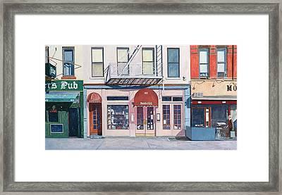 Sarabeths Framed Print by Anthony Butera