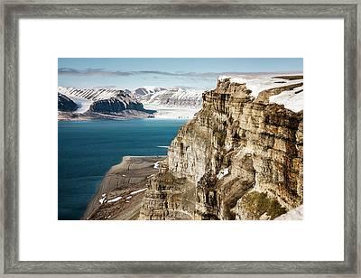 Sassendalen Framed Print by Paul Williams