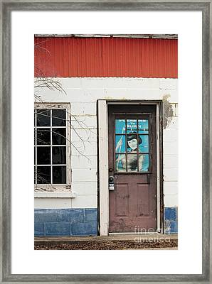 Sassy Lassy Framed Print by Joe Jake Pratt